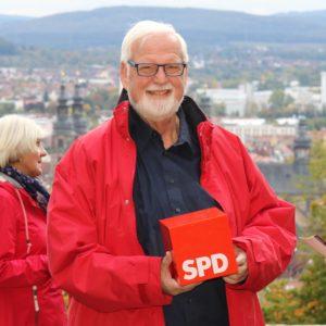 Bernhard Lindner SPD Fulda