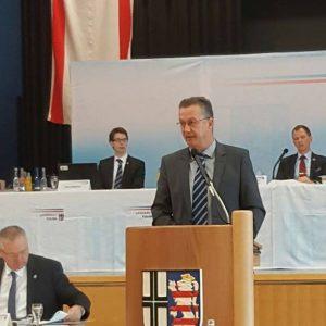 Rolf Banik SPD Fulda