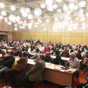 Bezirksausschuss in Baunatal im September 2017